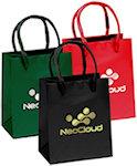 Jewel Gloss Eurotote Gift Bags